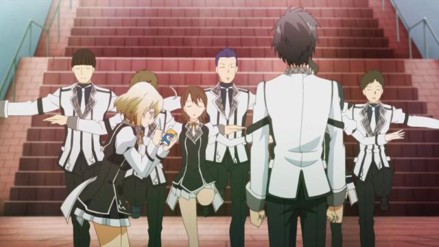 O Ikki foi discípulo do Sr. Miyagi e está ensinando o Vôo da Garça pra galera