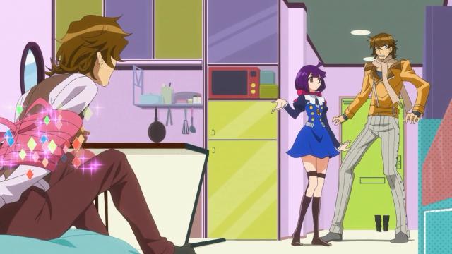 Yoshimura terceiro encontra o Yoshimura original capturado pela Kikko
