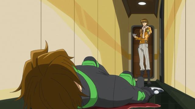 O Yoshimura matar o Yoshimura é suicídio ou homicídio?