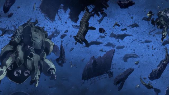 """""""Restos humanos"""" nunca foi uma expressão tão apropriada antes nesse anime"""
