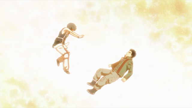 Masahiro rejeita o irmão