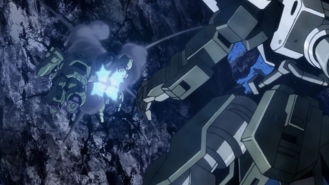 Akihiro assiste a morte do irmão