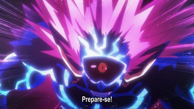 """""""Estou preparado, capitão!"""""""
