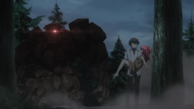 É mais engraçado pensar que o golem era um stalker que ficou irritado com o Ikki e decidiu destruir tudo
