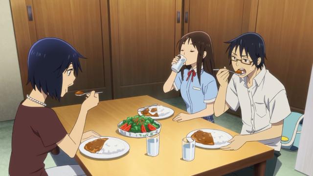 Último jantar tranquilo para o Fujinuma de 29 anos