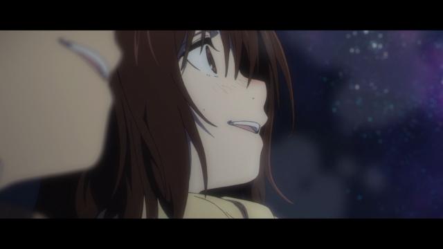A Kayo ainda é capaz de sorrir, ela ainda tem salvação. Linda cena