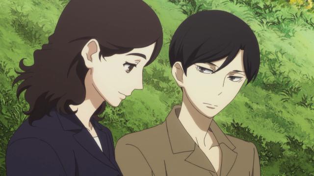 A mulher que Yakumo rejeitou para voltar para o rakugo (e para o Sukeroku?)