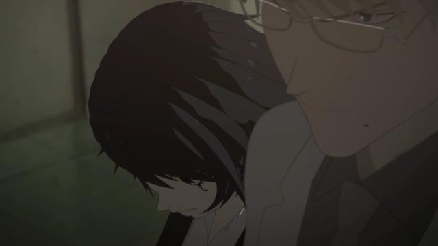 A cara de terror da Izumi
