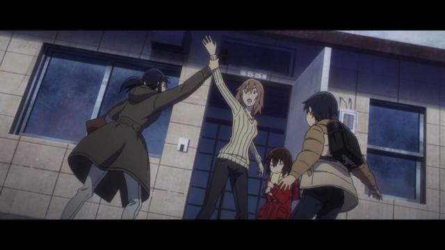 Essa foi provavelmente uma das mudanças mais importantes e positivas no passado, e o Satoru não a planejava