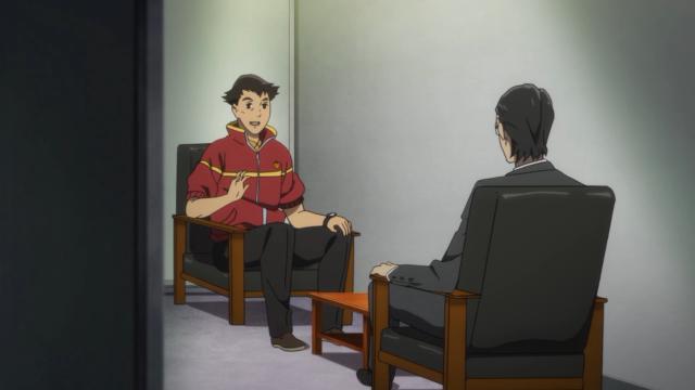 O confiável gerente do Satoru