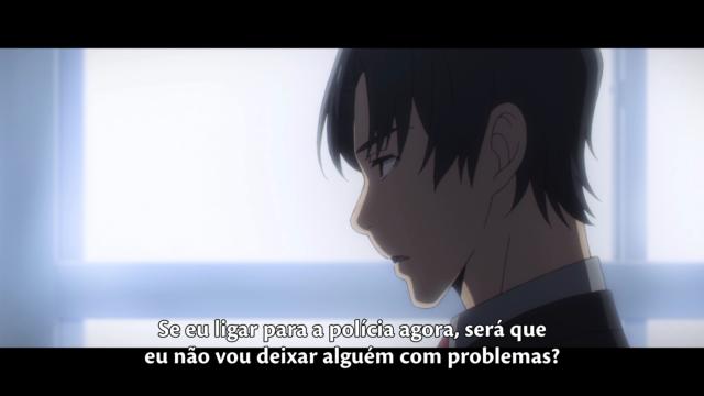 Ele sabe de tudo, Satoru!