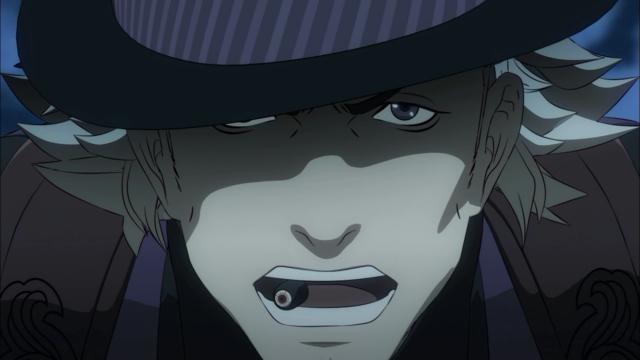 Você sabe que o cara é badass quando ele segura tiro com os dentes