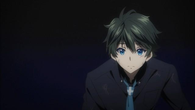 Tentando dar esperanças a Reina, Haruhiko abriu o coração e contou sobre sua situação familiar que também não é nada perfeita.