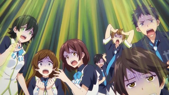 A minha reação ao episódio foi praticamente uma junção de todas essas caras.