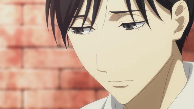 Mas não é como se fosse fácil para o Yakumo também
