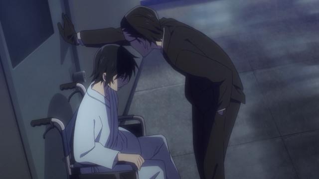 Satoru e seu nêmesis