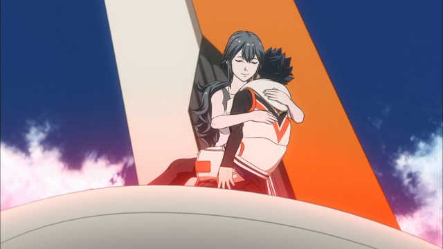 Migiwa salva o próprio filho