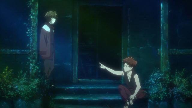 E quando responde, é atacando - Haruhiro nunca tem coragem de olhar nos olhos do Ranta