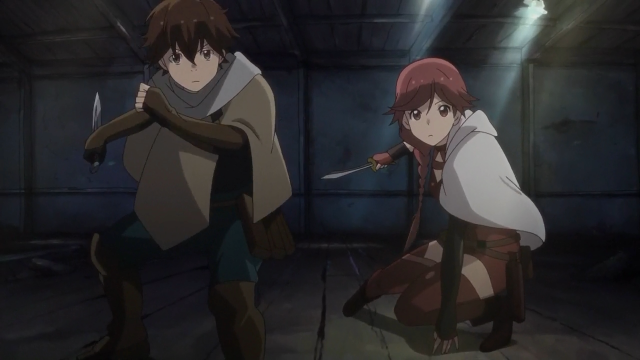 Ranta e Yume armando emboscada