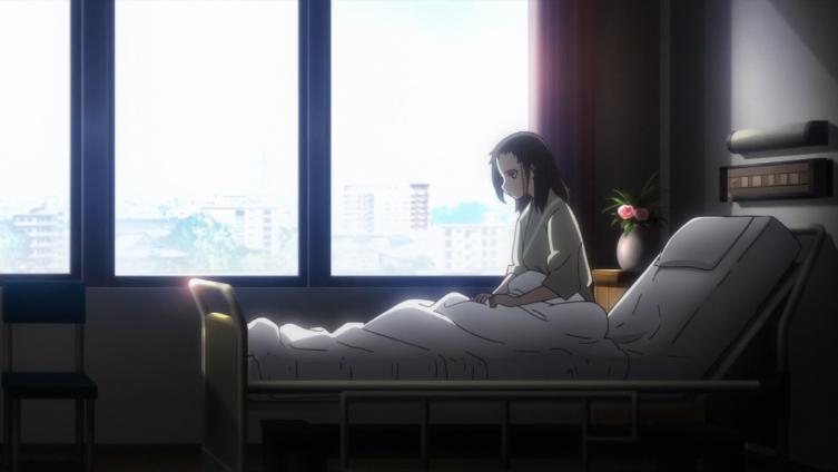 Quando o tempo parou para Makoto