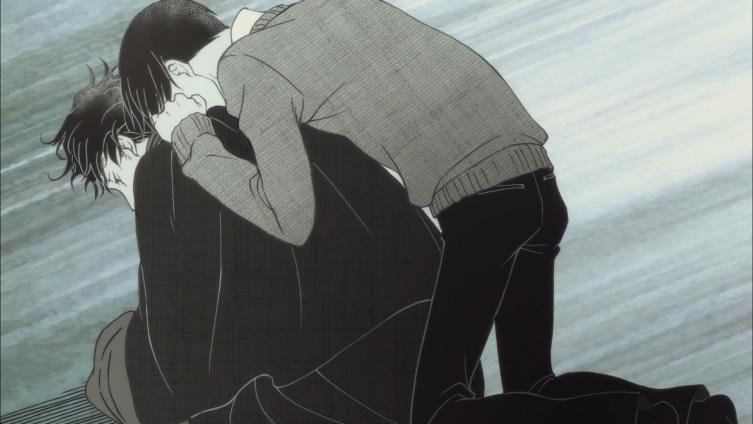 Quando o Sukeroku se despede do Yakumo