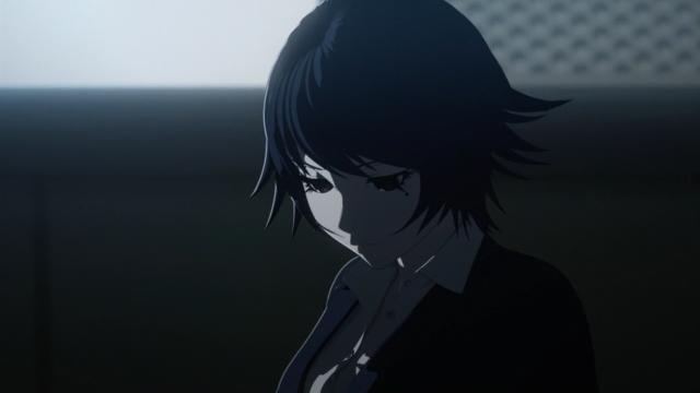 Shimomura ficou triste quando o Tosaki disse que ajins não são humanos ?