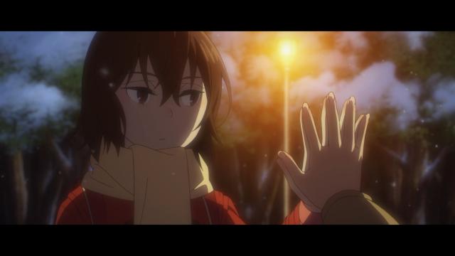 A primeira vez que Satoru esticou a mão
