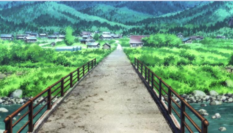 """""""Era uma vila nem ninguém..."""""""