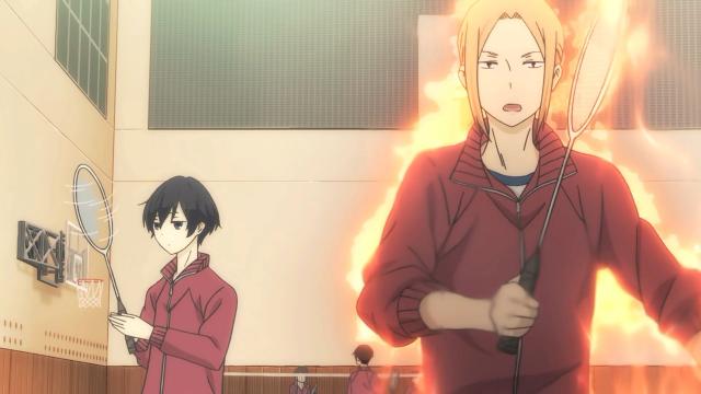 Tanaka só não quer que o mundo exploda porque isso daria muito trabalho...