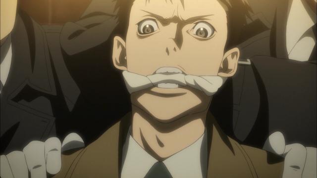 Izawa é capturado em sua casa