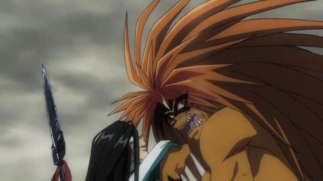 Tora tenta colocar um pouco de juízo na cabeça do Ushio