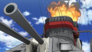 Era uma vez uma torre de artilharia