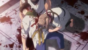 Takumi está morto mas protegeu um pequeno pedaço das memórias mais queridas de Ikoma
