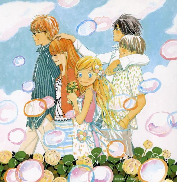 Um bom mangá/anime!