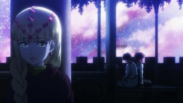 Yatri parece bem próxima a Ikuta - e a princesa Chamille, com apenas 12 anos, está com ciúme??