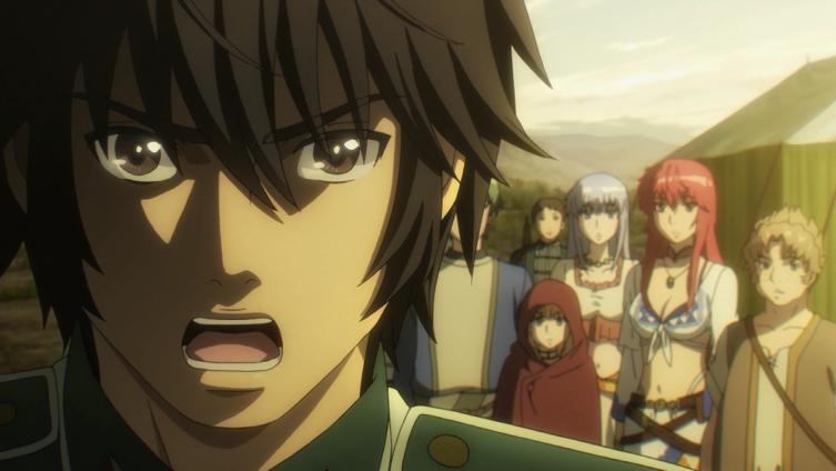 Ikuta faz a maior aposta de sua vida para fugir de trás das linhas inimigas
