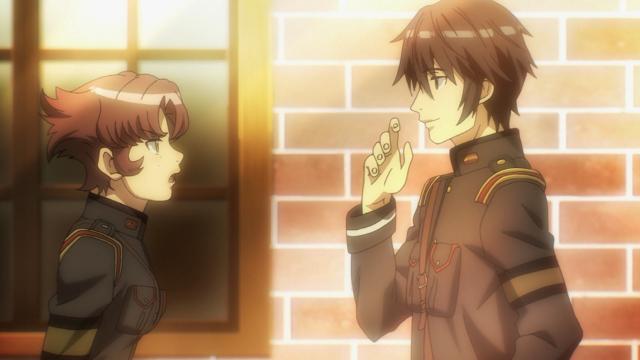 Ikuta conversa com Suuya para tentar resolver sua situação com a garota, filha de uma mulher com quem já teve um caso