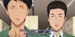 Tsukamoto falando que acha divertido jogar com todo mundo por ser o primeiro time dele.