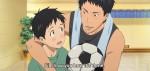 O Mizuki até voltou, falando que vai ensinar como se faz.