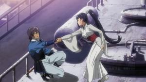 Se o Kurusu soubesse antes ele seria muito mais desastrado na presença da Ayame