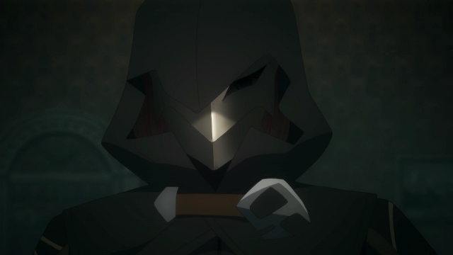 A comerciante-assassina nesse episódio