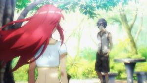 Ikuta voltou para Yatri...