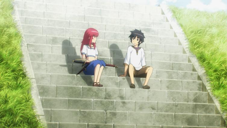 Sendo honesto, o Ikuta só ensinou traquinagem pra Yatri