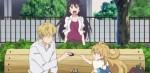 "Depois de ""tanta coisa esquisita"", Kotori tenta intervir."
