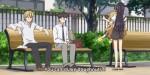 Tsumugi perguntando se pode fazer Donuts.