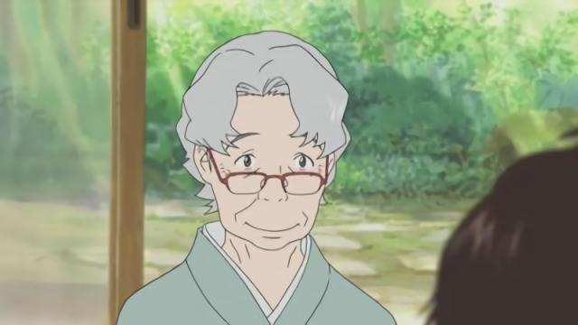 Sakae Jinnouchi, de Summer Wars