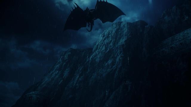 A melhor parte foi quando apareceu o Batman