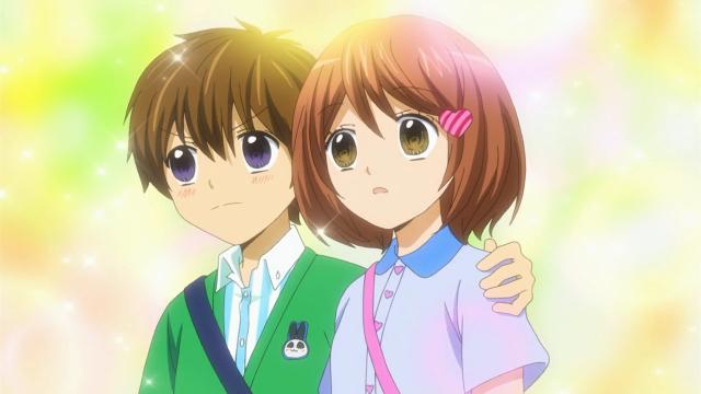 Melhor casal do Anime.