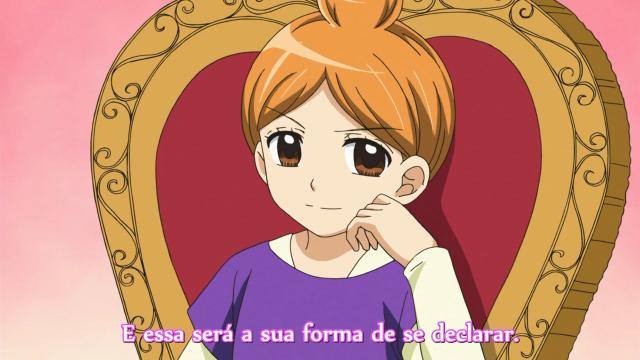 Marin, a conselheira romântica.