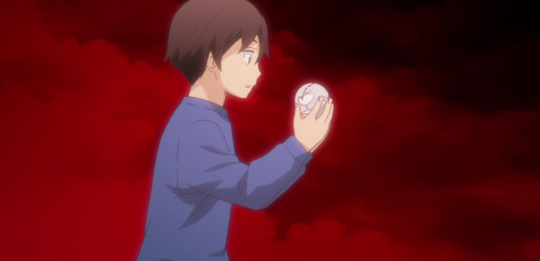 O sonho que o Takumi teve.